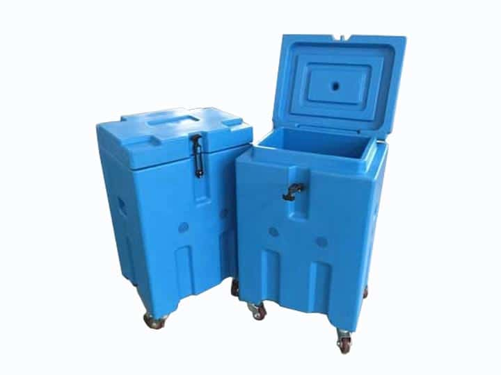 Dry Ice Heat Preservation Box