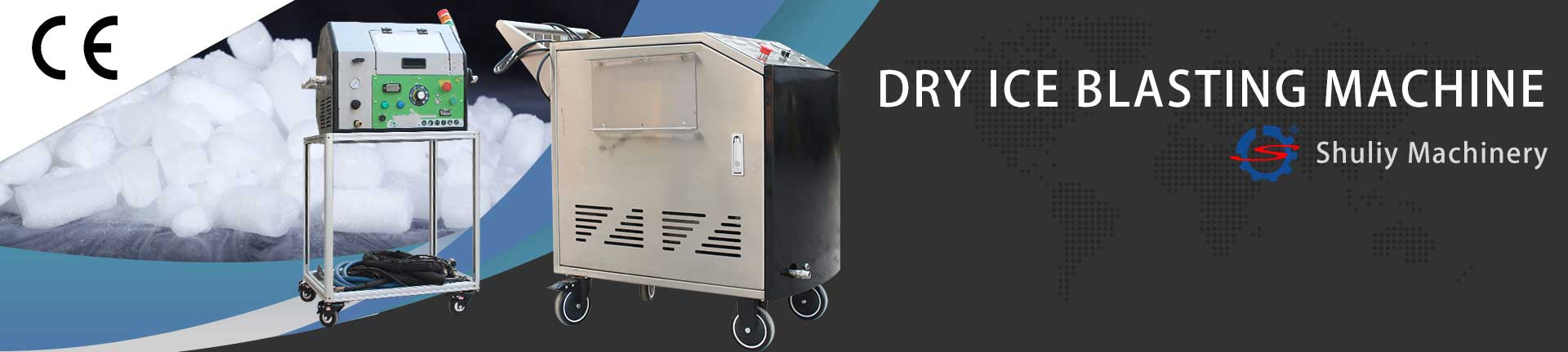 Supplier of complete dry ice manufacturing equipment