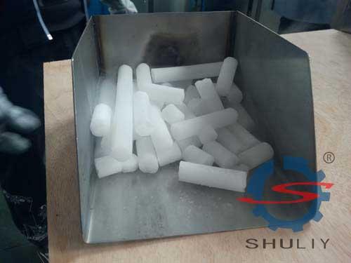 dry ice granule
