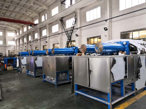 dry ice machine manufacturer
